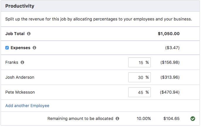Introducing The Productivity Worksheet Kickserv Changelog