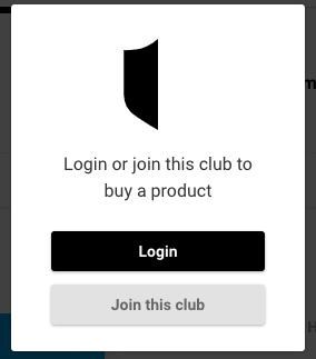 Login or join this club to buy this product