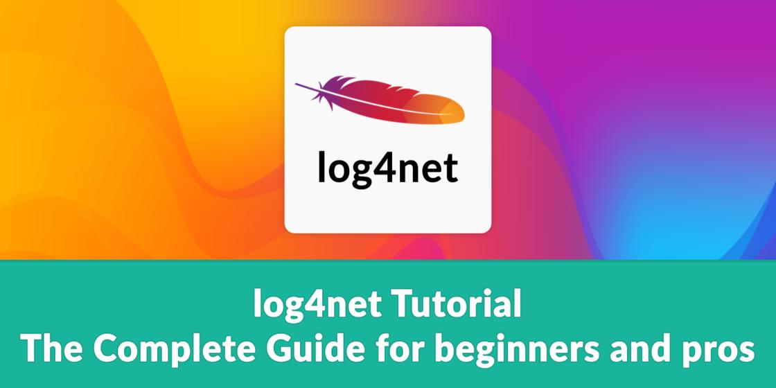 log4net Tutorial