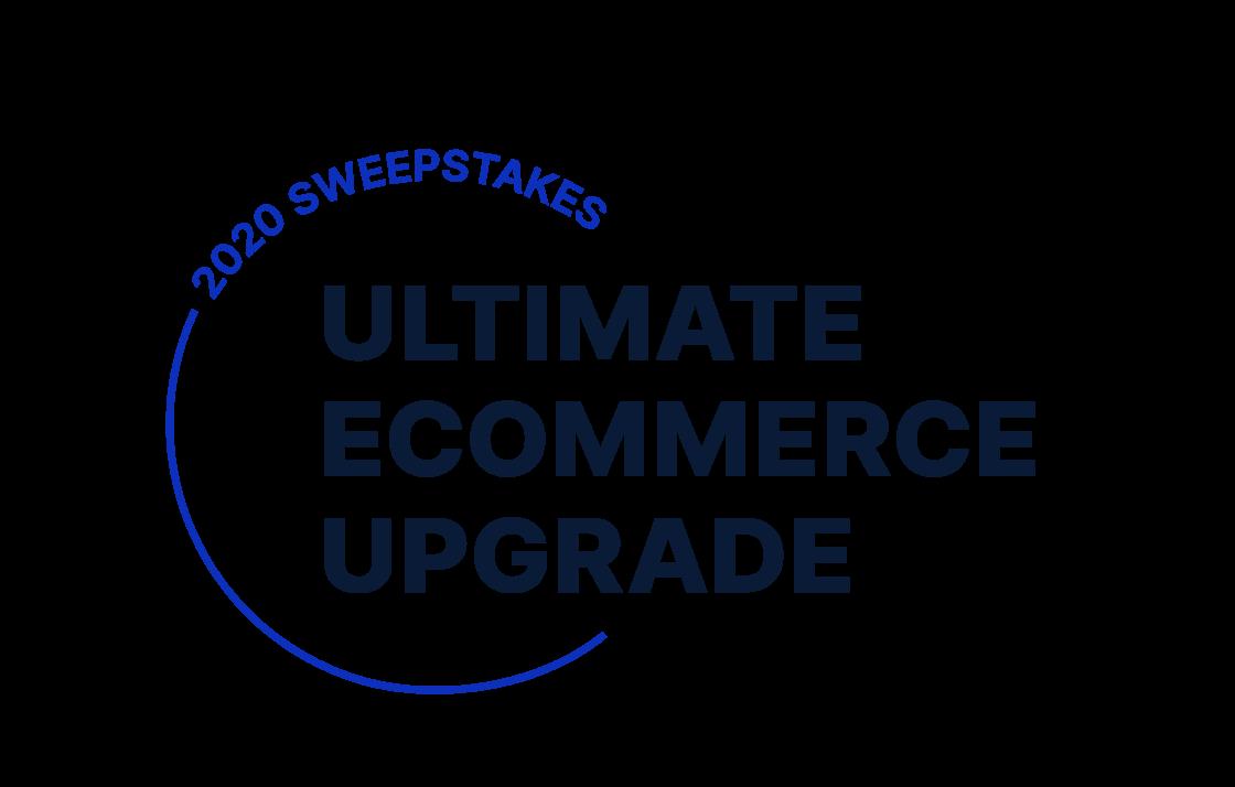 Ultimate Ecommerce Upgrade Sweepstakes Logo - Dark.png