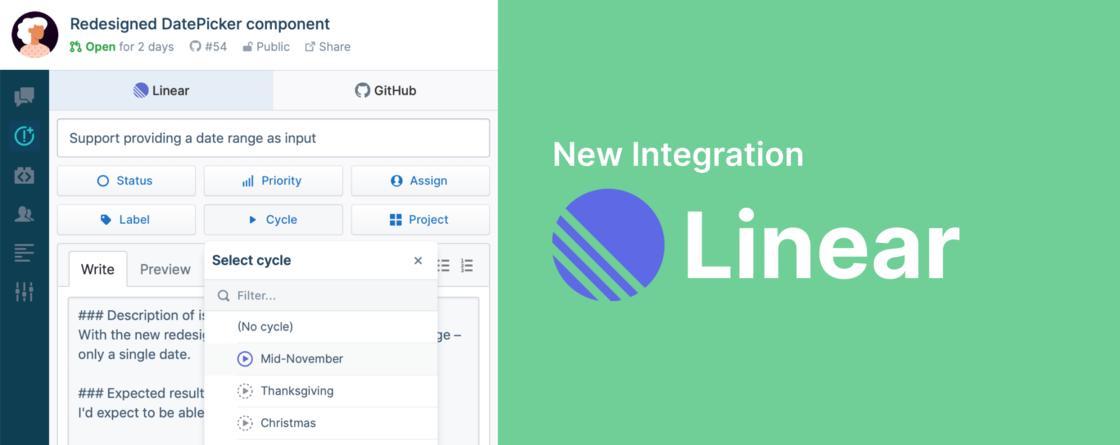 FeaturePeek Linear integration.png