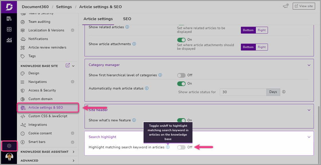 10_Screenshot-Enabling_search_highlight_feature.jpg
